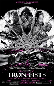 The Man with the Iron Fists (fantasy | action)2012
