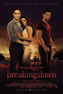 Twilight 4: Breaking Dawn - Part 1 (fantasy) 2011