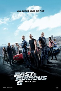 The Fast and the Furious 6 known as Fast & Furious 6 (Action) 2013