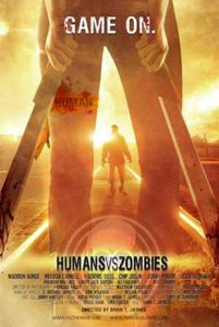 Humans Versus Zombies (horror) 2011