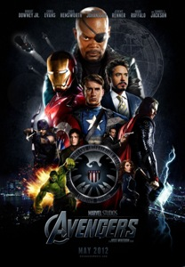 The Avengers (sci-fi | action | adventure) 2012